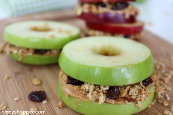 Apple Sandwiches Recipe 5