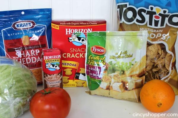 Chicken Taco Bento Lunchbox Recipe 3