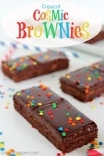 Copycat Cosmic Brownies Recipe