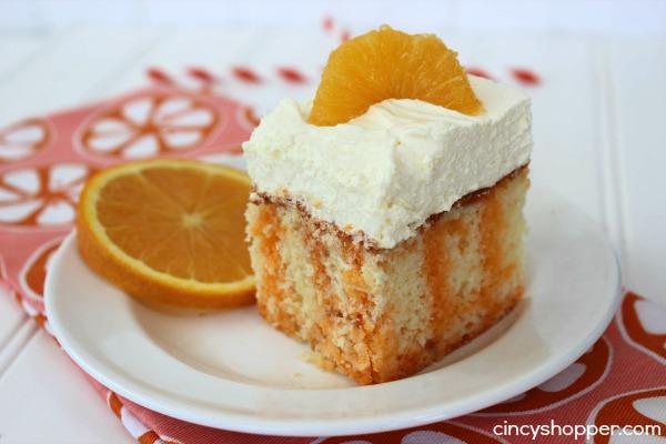 Creamsicle Cake Recipe 4