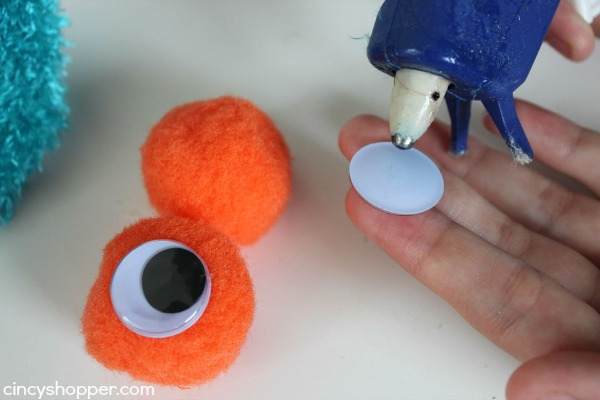 DIY Monster Sock Puppet 6