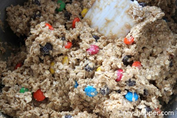 Monster Cookie Recipe 3