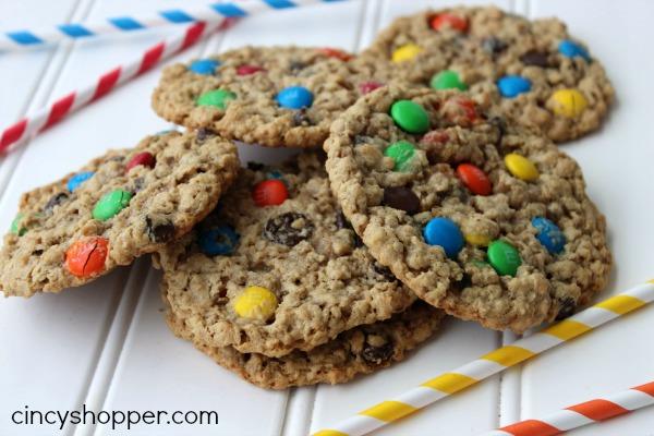 Monster Cookies Recipe 3