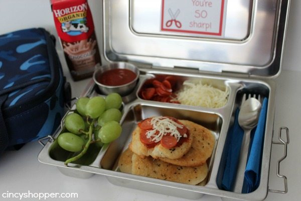 Pizza Bento Lunchbox Recipe 4