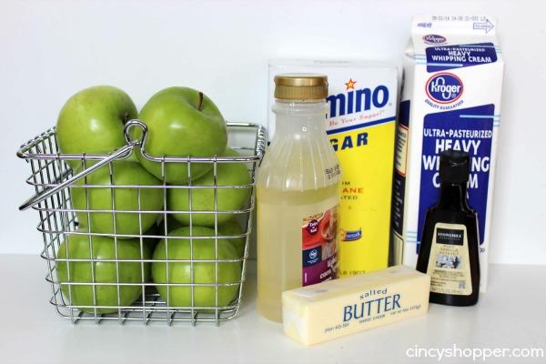 Caramel Apples Recipe 2