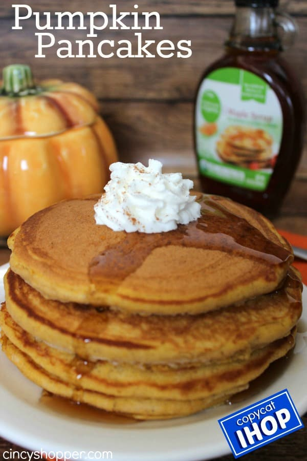 recipe: food network pumpkin pancakes [35]