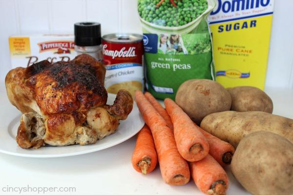 Copycat KFC Chicken Pot Pie Recipe 3