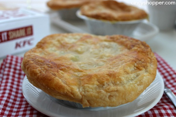 Copycat KFC Chicken Pot Pie Recipe 7