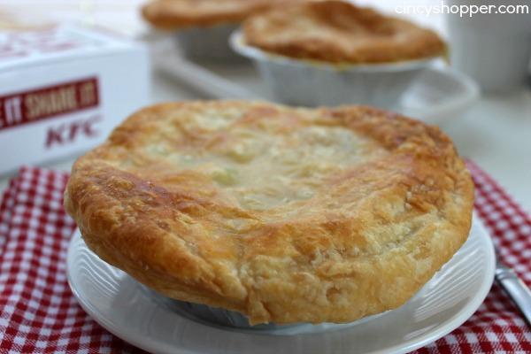 Copycat KFC Chicken Pot Pie Recipe 7