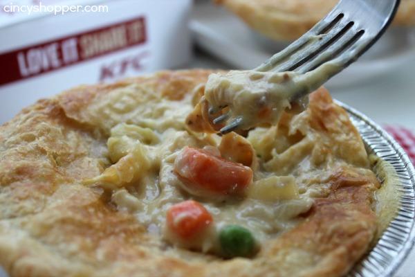 Copycat KFC Chicken Pot Pie Recipe 8