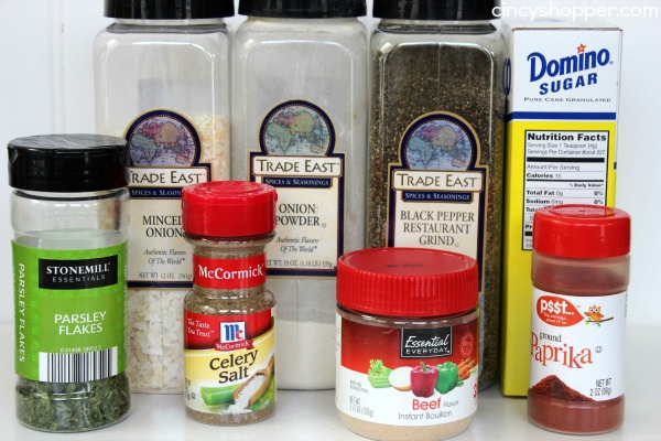 Copycat Lipton Onion Soup Mix Recipe 1