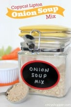 Copycat Lipton Onion Soup Mix Recipe