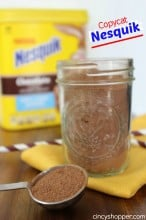 Copycat Nesquik Recipe