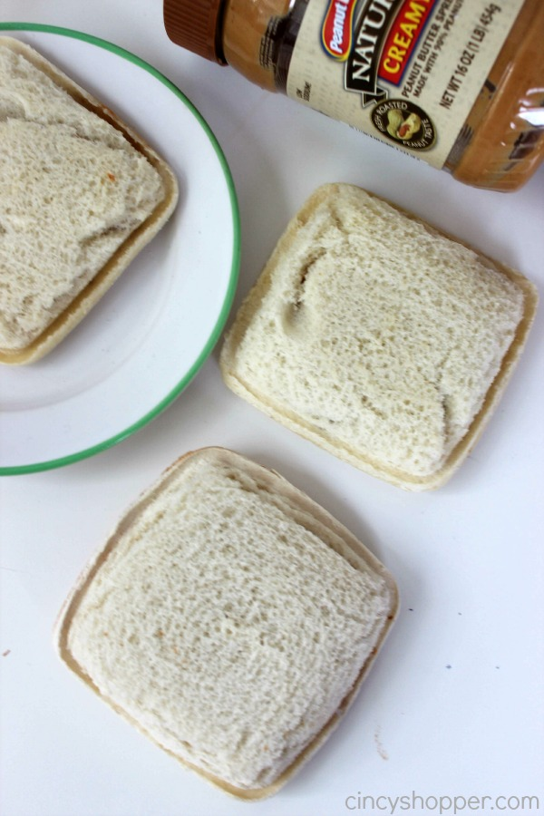 DIY PB&J Uncrustables Recipe 1
