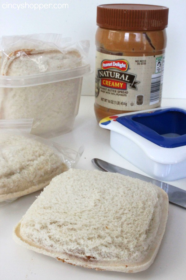 DIY PB&J Uncrustables Recipe 2