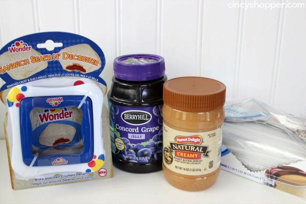 DIY PB&J Uncrustables Recipe 3