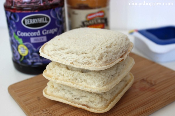 DIY PB&J Uncrustables Recipe 5