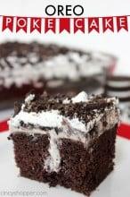 Oreo Poke Cake Recipe
