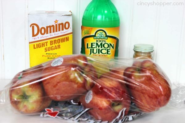 Slow Cooker Apple Sauce Recipe 3