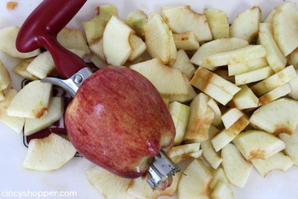 Slow Cooker Apple Sauce Recipe 4