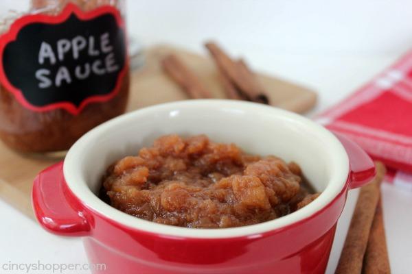 Slow Cooker Apple Sauce Recipe 7