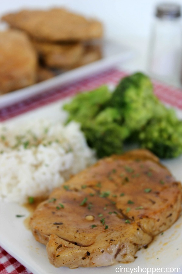 Slow Cooker Pork Chops Recipe. An Easy Crock-Pot recipe that is perfect for dinner. Finally a pork chop recipe that works and did not turn out dry or tough and chewy.