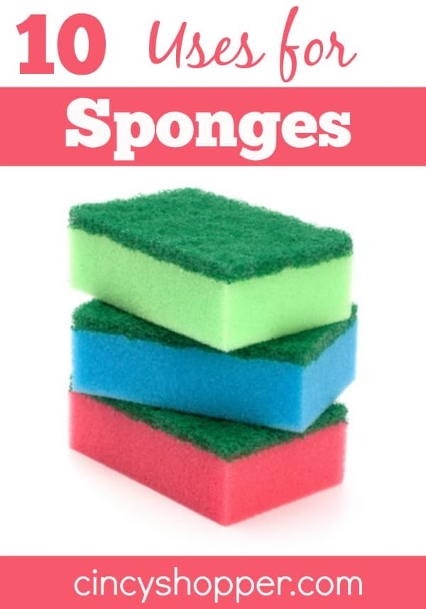 uses-for-sponges