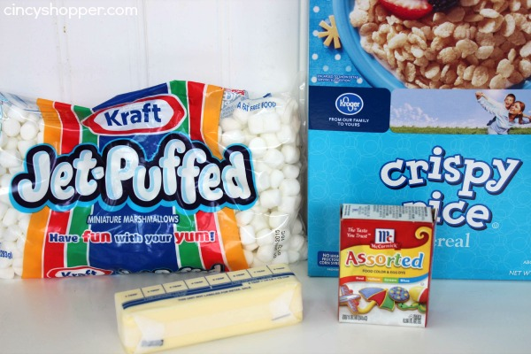 rice krispies ingredients