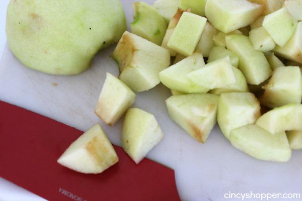 Cranberry Apple Stuffed Acorn Squash Recipe 3