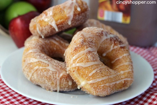 Easy Apple Cider Glazed Donuts Recipe 7
