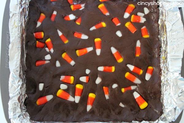 Easy Candy Corn Fudge Recipe 2