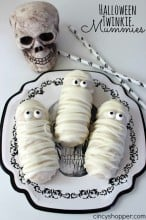 Halloween Twinkie Mummies Recipe