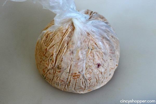 Pumpkin Cheese Ball Recipe 3
