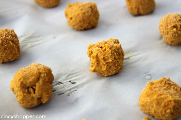 Pumpkin Cream Cheese Truffles Recipe 4