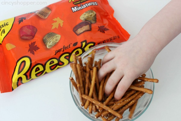 Reese Witch's Brooms Recipe 1