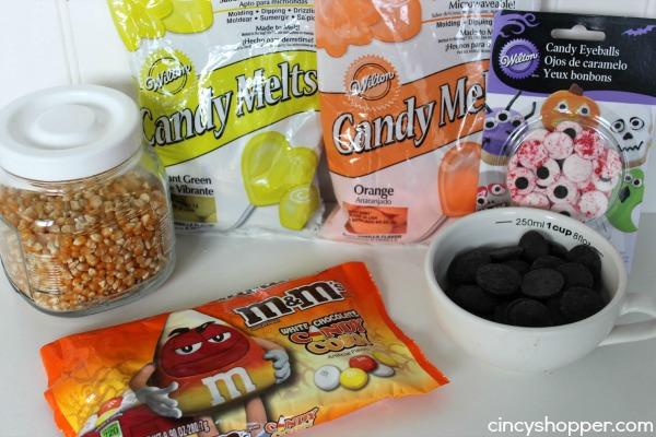 Spooky Halloween Popcorn Recipe 1