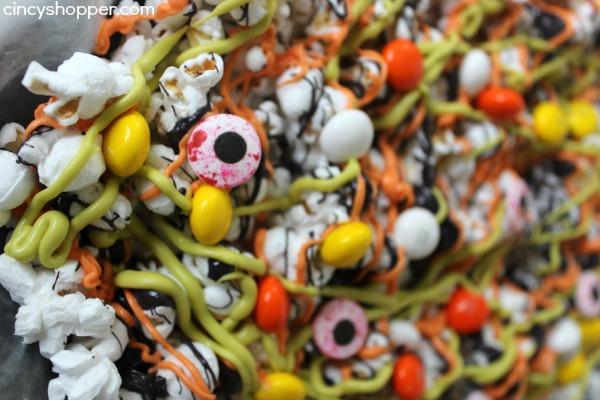 Spooky Halloween Popcorn Recipe 3
