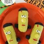 Twinkie Frankenstein Treats Recipe
