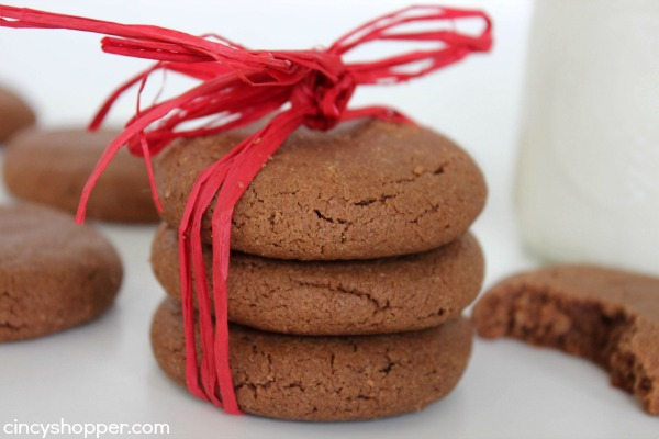 4 Ingredient Chocolate Peanut Butter Cookies Recipe 3