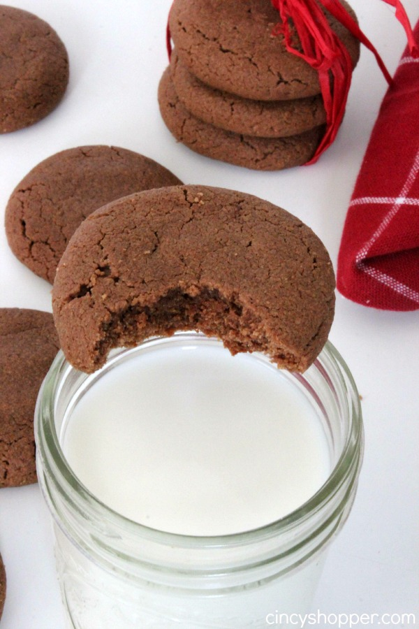 4 Ingredient Chocolate Peanut Butter Cookies Recipes