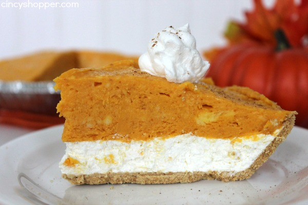 No-Bake 2 Layer Pumpkin Pie Recipe 5