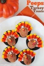 Peeps Turkey Treats