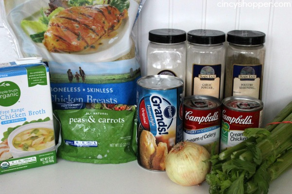 Slow Cooker Chicken and Dumplings Recipe 1