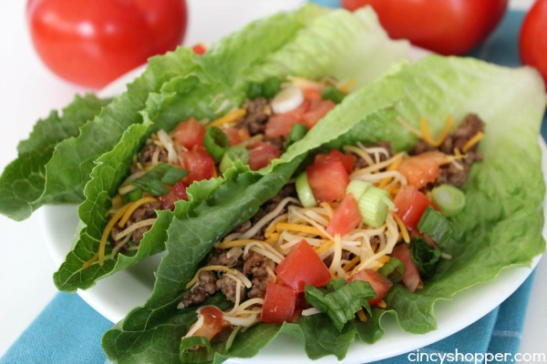 Taco Lettuce Wraps Recipe 3