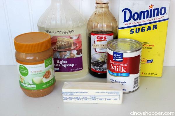 Old Fashioned Peanut Butter Fudge Recipe 1