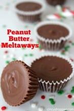 Peanut Butter Meltaways Recipe