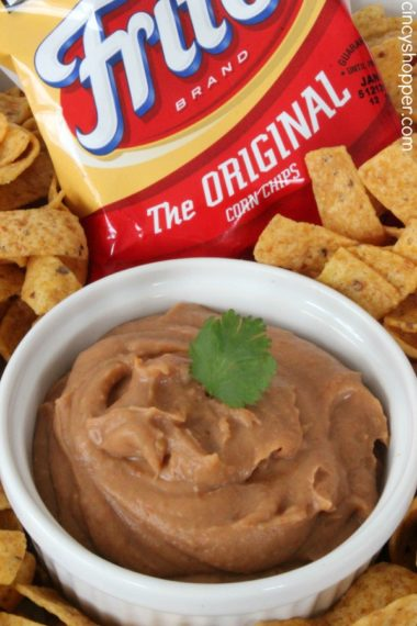 Copycat Frito Bean Dip Recipe