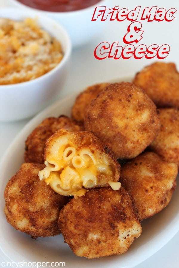 Fried Mac and Cheese | Impressive Mac And Cheese Recipes | Homemade Recipes