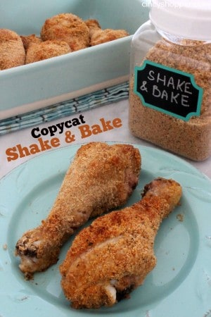 Shake & Bake 1