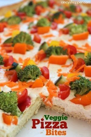 Veggie Pizza Bites 1